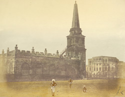 [St Mary's] Church in Fort St George, Madras